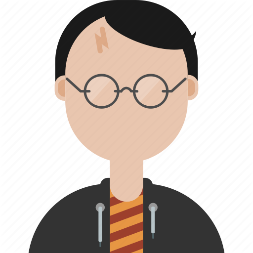 Avatar, Glasses, Harry Potter, Movie Icon