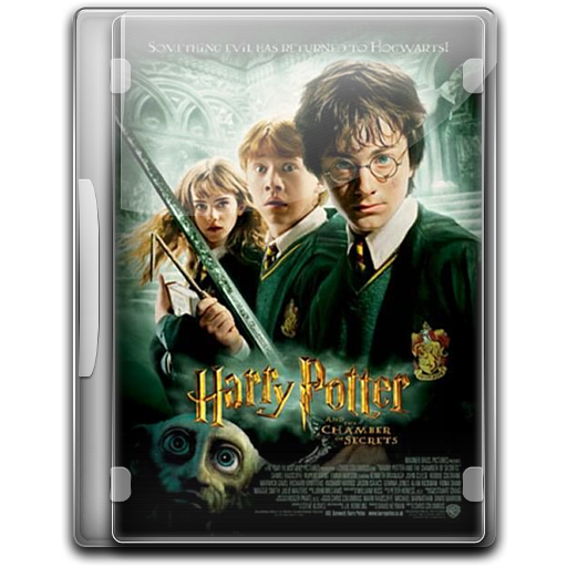 Harry Potter And The Chamber Of Secrets Icon English Movie