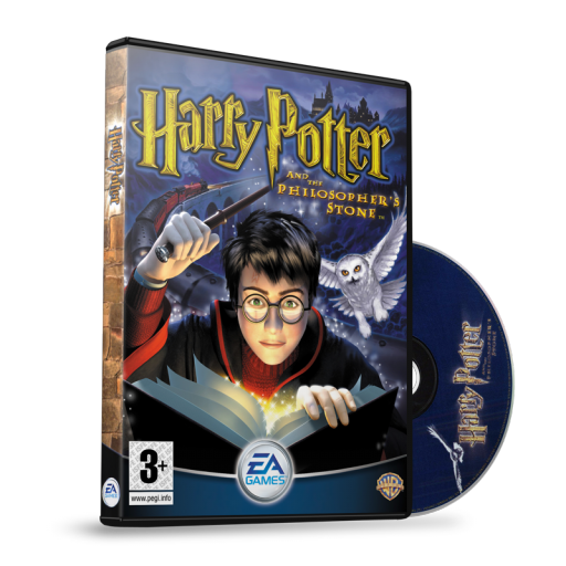 Harry Potter And The Philosophers Stone Icon