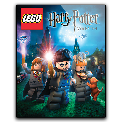 Icon Lego Harry Potter Years