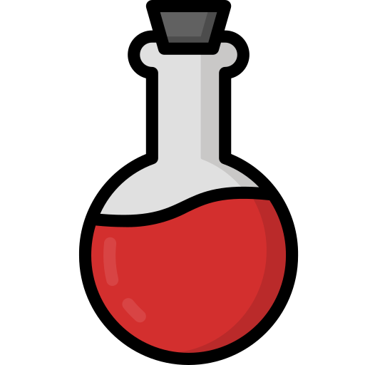 Harry, Potter, Potion, Bottle Icon Free Of Harry Potter Colour