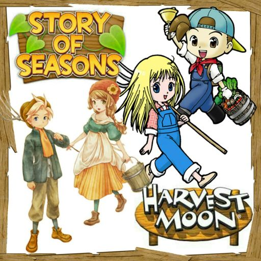 Harvest Moon Story Of Seasons Icon