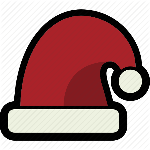Christmas, Hat, Santa, Santa Hat, Santas, Santas Hat Icon