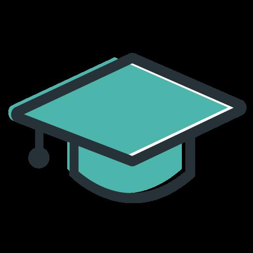 Graduate, Hat, University, Graduation Cap Icon Free Of Education