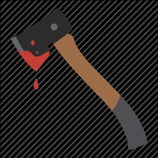 Axe, Blood, Halloween, Hatchet, Horror, Killer, Weapon Icon