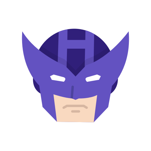 Hawkeye, Hero, Marvel Character, Super Hero Icon