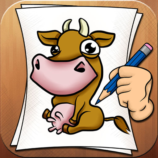 Learning To Draw For Hay Day