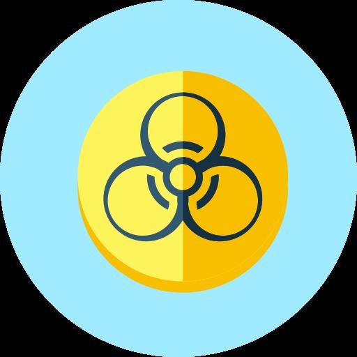 Biohazard Hazard Png Icon