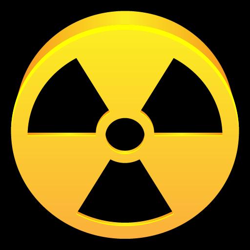 Dangerous, Danger, Radioactive, Alert, Hazard Icon