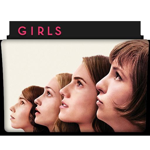 Girls Tv Series Folder Icon