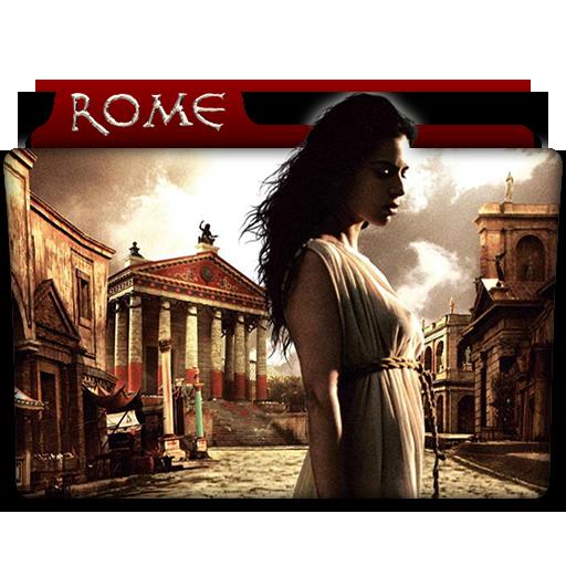 Rome Tv Series Folder Icon