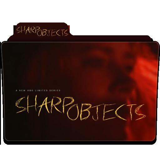 Sharp Objects Folder Icon
