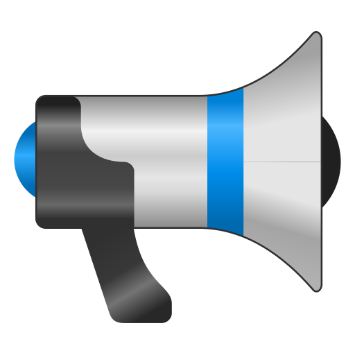 Megaphone, Hd Icon Free Of Snipicons Hd