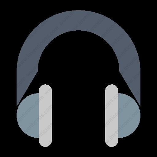 Download Headphone Icon Inventicons