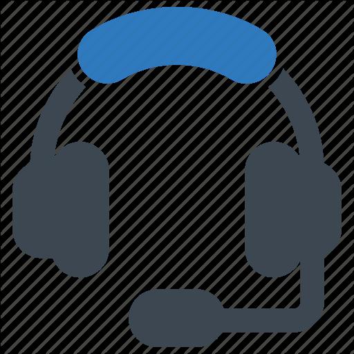 Earphone, Headphone, Headset Icon
