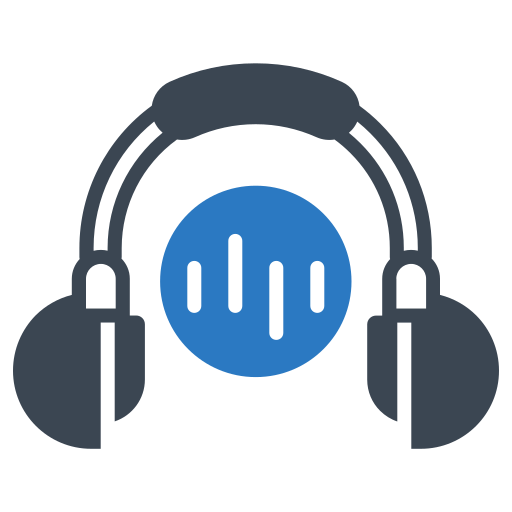 Audio, Sound, Music, Helmets Icon Free Of Technology