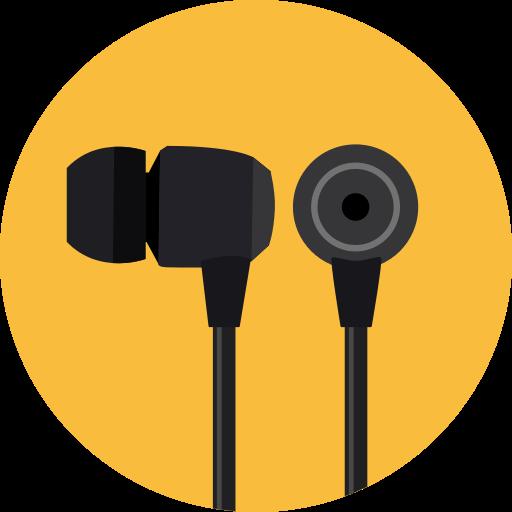 Earphones Png Icon