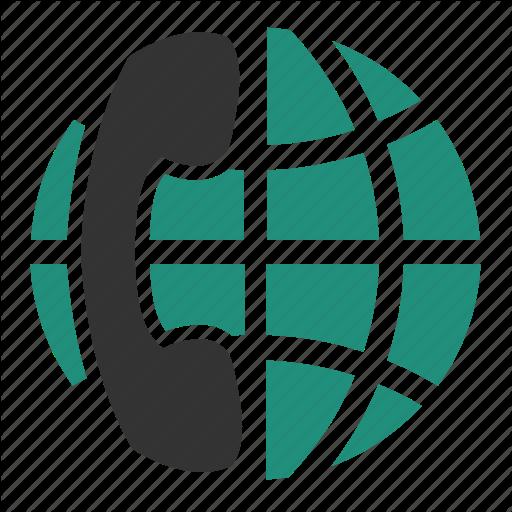 World Headquarters Phone Icon Images