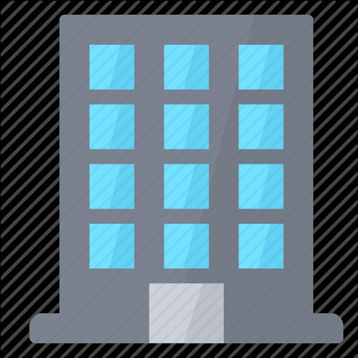 Building, Company, Head Office, Headquarters Icon
