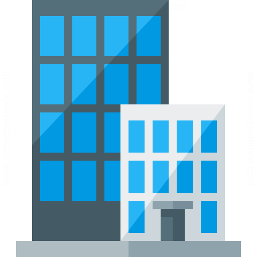 Iconexperience G Collection Office Building Icon