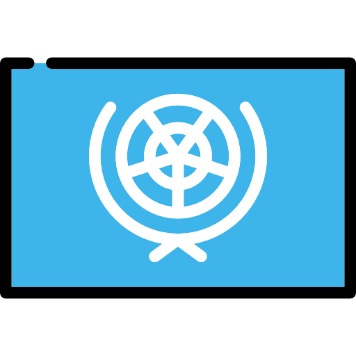 United Nations, Buildings, Base, Building, Office, Headquarters Icon