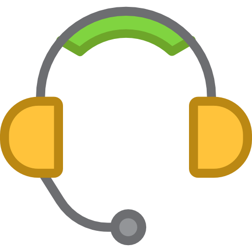 Headphones, Headset, Electronics Icon