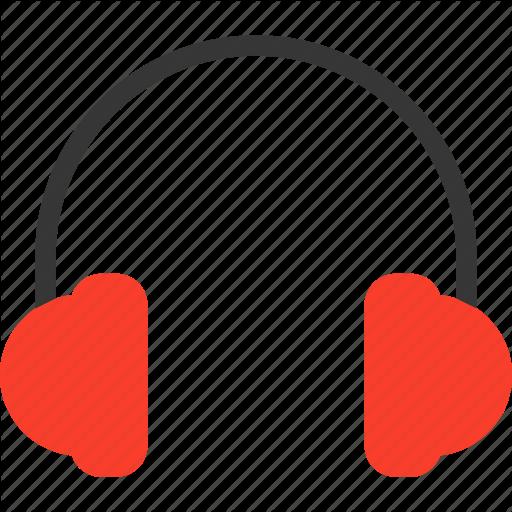 Communication, Ear, Head, Headset, Phone, Radio Icon