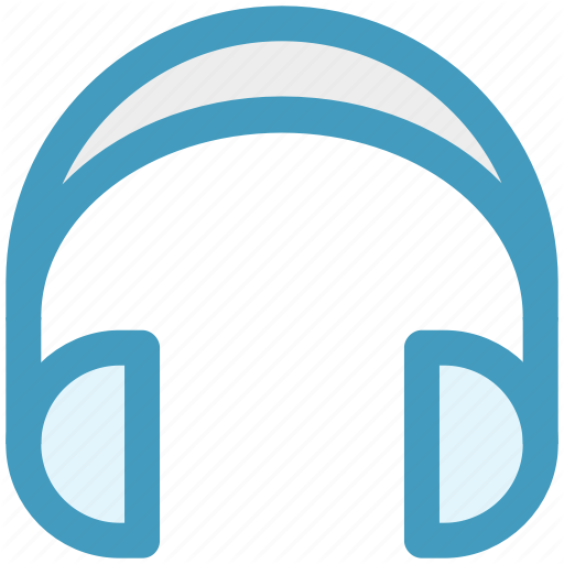 Earphone, Handsfree Headset, Headphones, Headset, Phone Headset Icon