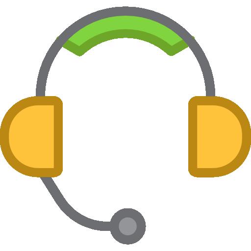 Videocall, Communications, Earphones, Technology, Headset