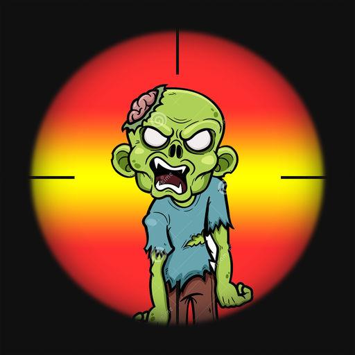 Walking Zombie Sniper Killer Headshot