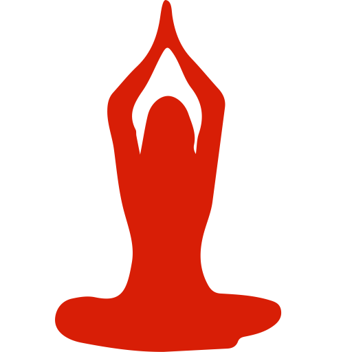 Yoga, Contemporary Yoga, Healing Icon With Png And Vector Format