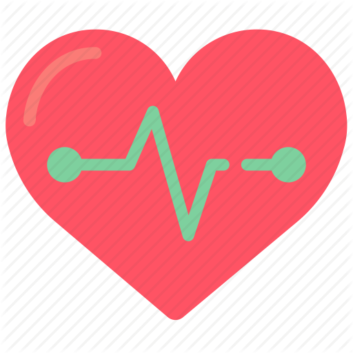 Bpm, Fitness, Health, Heart, Pulse, Rate, Track Icon