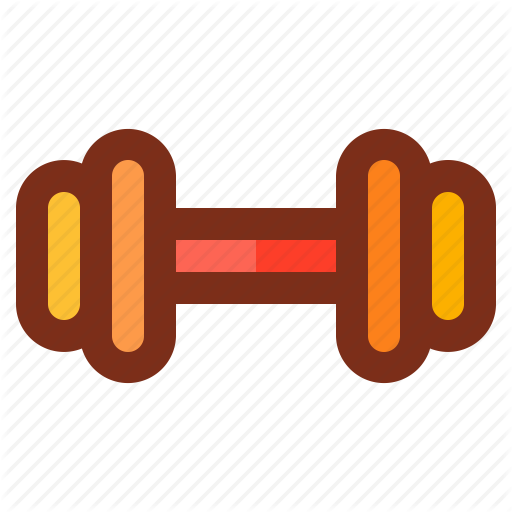 Dumbbell, Fitness, Gym, Health, Sport Icon