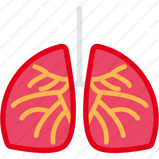 Download Health,respiratory,healthcare,lungs,health Icon Inventicons