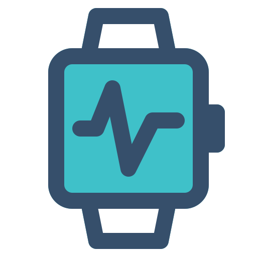 Smart, Watch, Health Icon Free Of Smart Watch