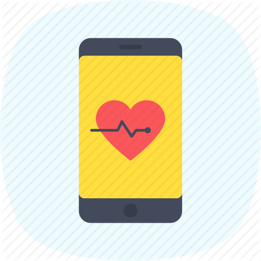 Health App, Heart Beat, Heart Rate App, Medical Application, Pulse