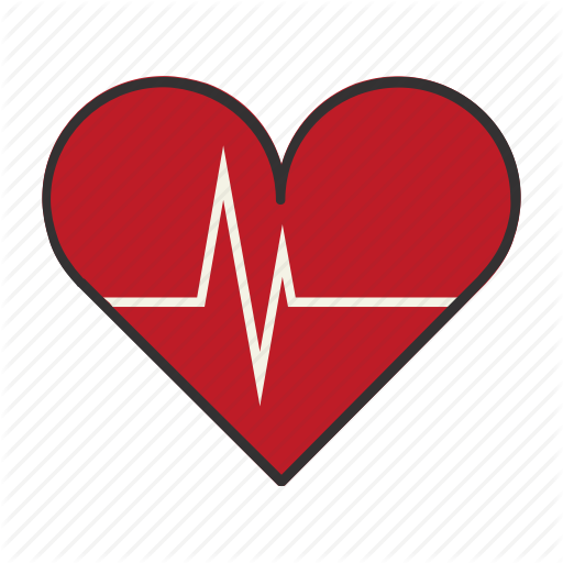 Arrhythmia, Atrial, Ecg, Ekg, Fibrillator, Heart, Heart Attack Icon