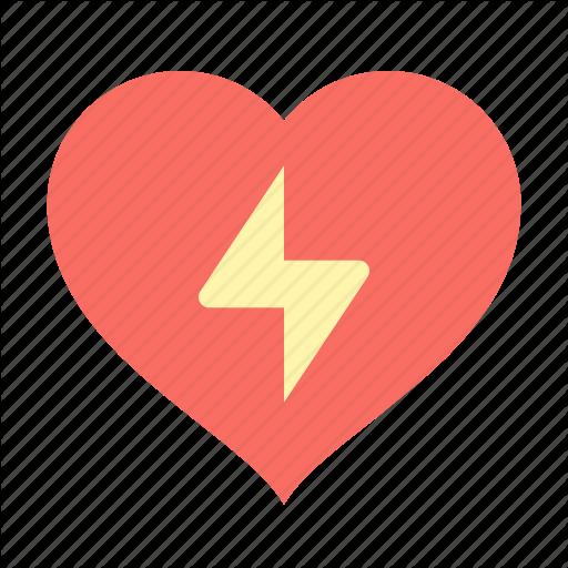 Attack, Heart, Infarct Icon