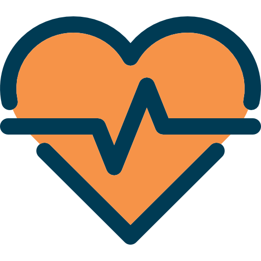 Medical Heartbeat Icon