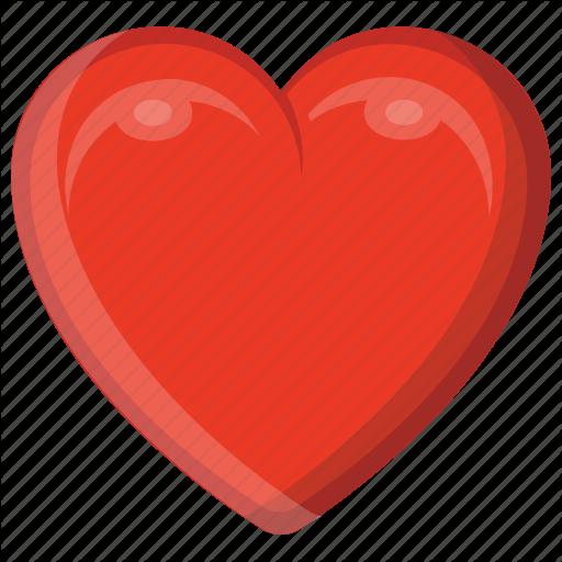 Game Life Symbol, Heart, Heart Emoji, Heart Game, Love Clipart Icon