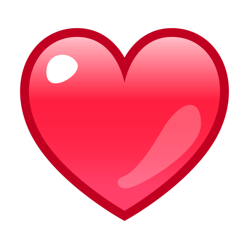 Heavy Black Heart Emoji For Facebook, Email Sms Id