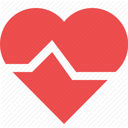 Health, Healthcare, Heart, Heart Beat, Medical, Medicine Icon