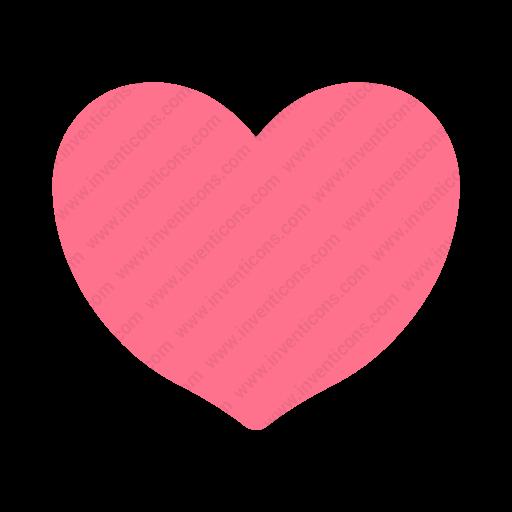 Download Heart Icon Inventicons