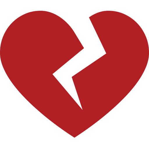 Broken Heart Emoji For Facebook, Email Sms Id