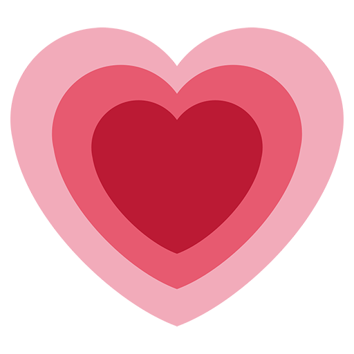 Growing Heart Emoji For Facebook, Email Sms Id Emoji
