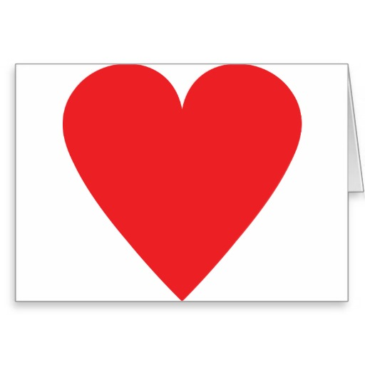 Red Heart Icon Images