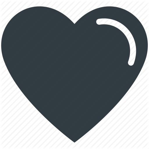 Heart, Heart Shape, Human Heart, Like Sign, Love Icon