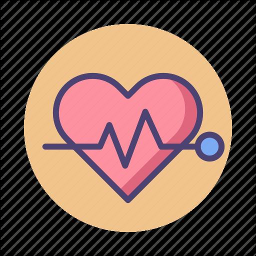 Heart, Heart Activity, Heart Beat, Heart Rate, Heartbeat Icon