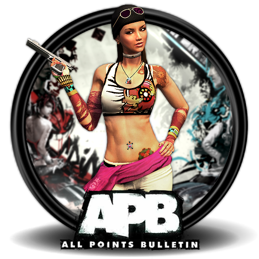 All Points Bulletin Icon