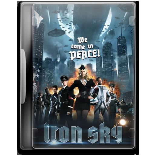Iron Sky Icon Movie Mega Pack Iconset